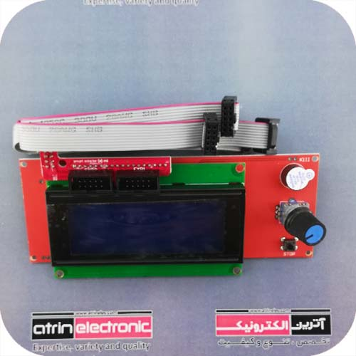 Ramps 1.4 2004 LCD